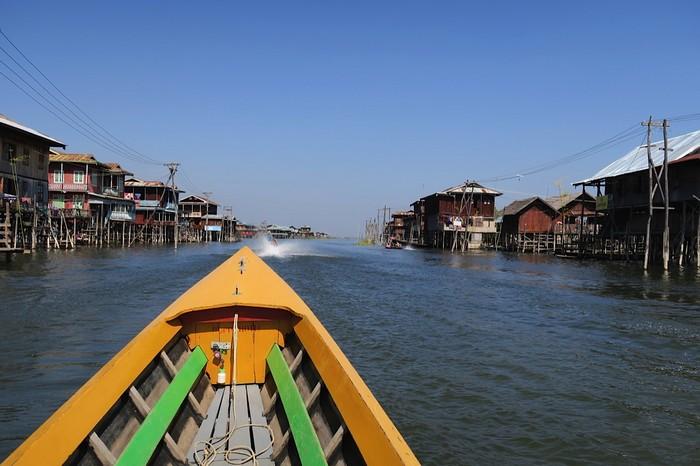 茵莱湖 - 亚洲最后一片净土