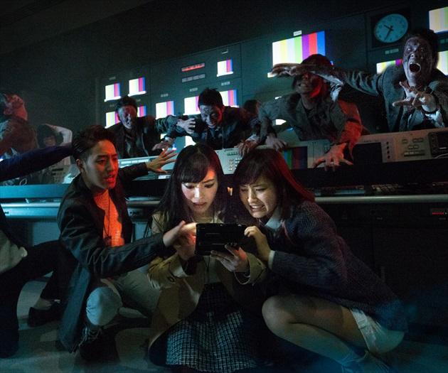 《生化危机》逃出游戏,只适合通晓日语的人,不会日语的知识进去喂饱丧尸而已,呵呵!