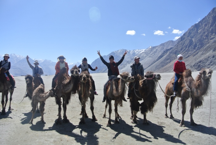 Ladakh is steeped in unique identities, cultures, histories and scenery.