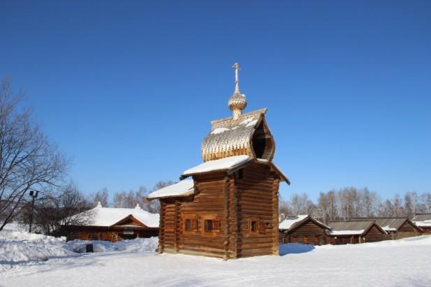 异地风的小木屋 (二)