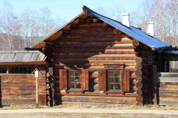 异地风的小木屋 (一)