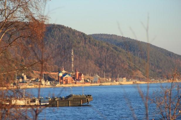 秋天的贝加尔湖