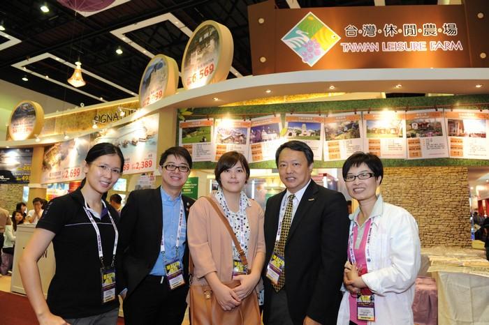 蘋果旅遊和台湾观光局一直以来有着良好的合作关系。