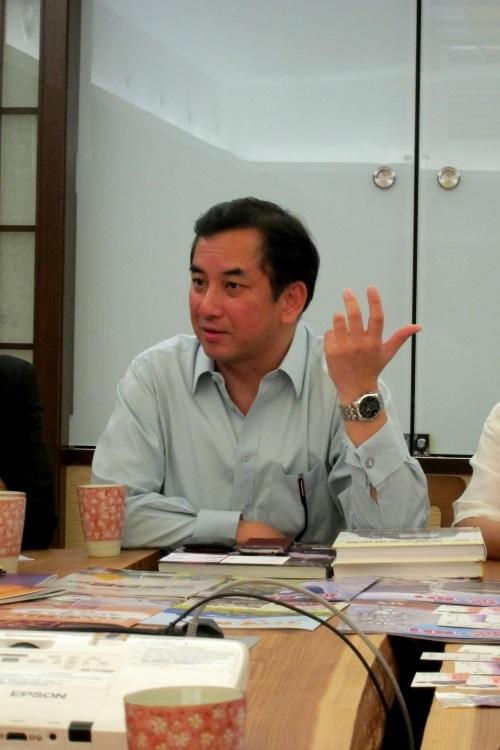 蘋果欧美董事经理李国良:希望与迪拜旅遊当局有效配合,让大马旅客进一步认识迪拜。
