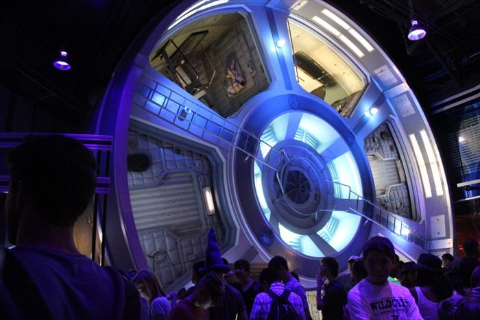 让人叹为观止的宇航设备。
