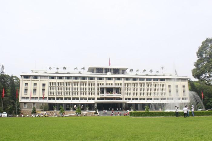 胡志明市总府