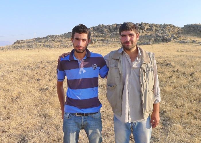 来到了土耳其的库尔德斯坦遇见十分友善的库尔德人。
