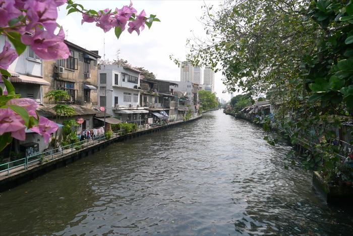 曼谷美丽的一角。
