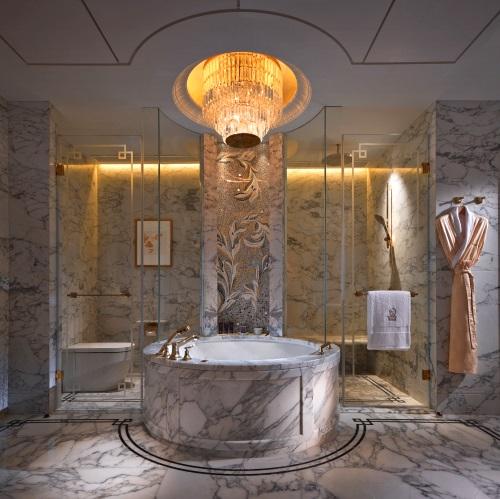 高雅的浴室