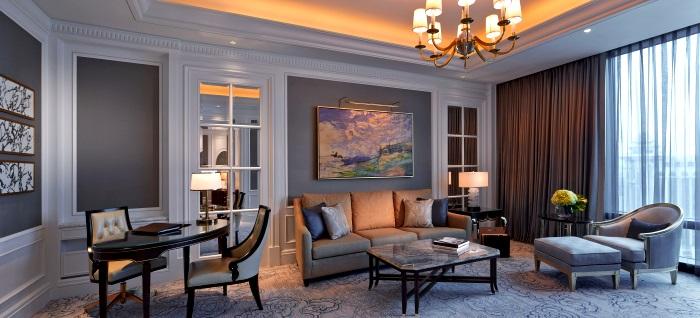 设计别致的客厅