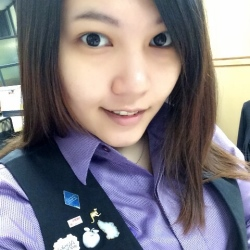 覃悦琳 Charlene Tam 蘋果欧美内部行政人员(OP)