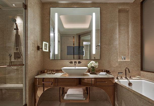 浴室,设计简单不失格调