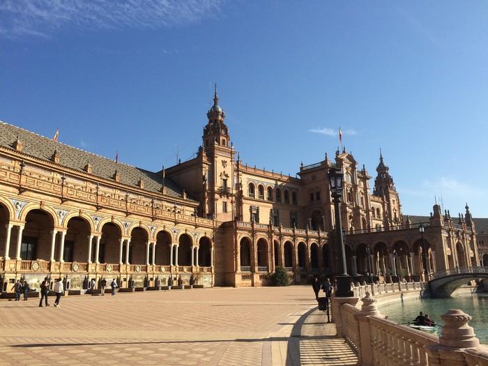 4.Plaza De Espana, Sevilla 10