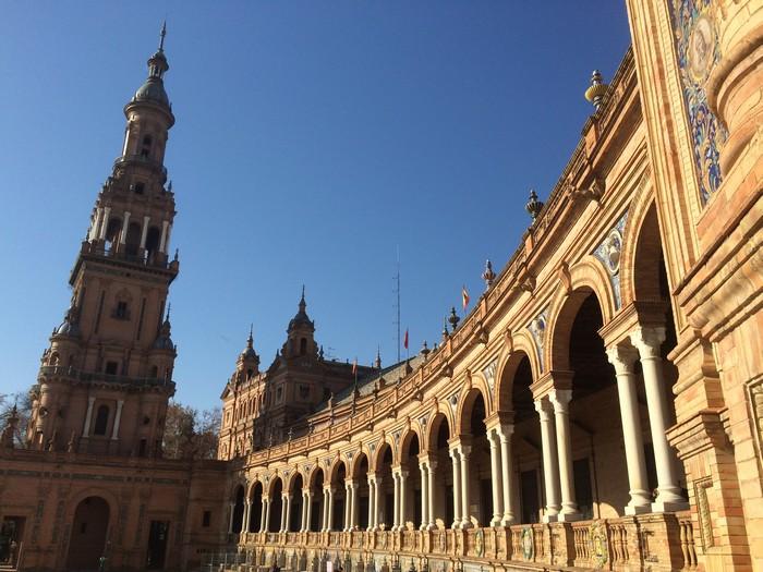 4.Plaza De Espana, Sevilla 7