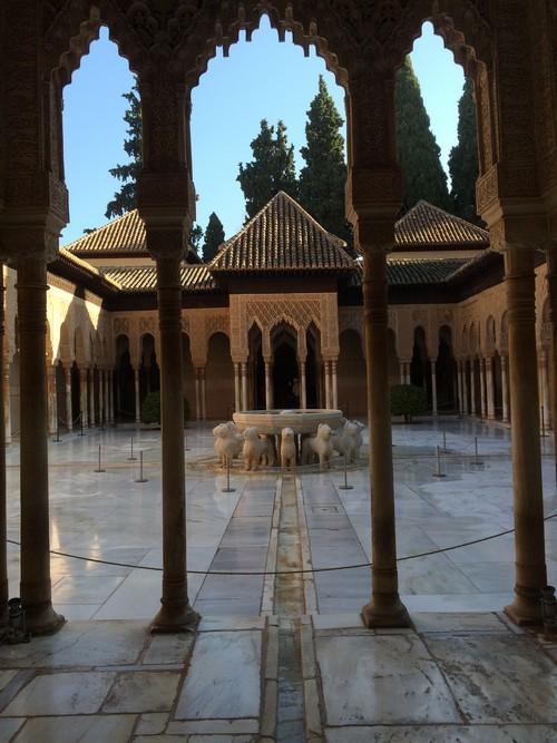 6.Alhambra Palace, Granada 22