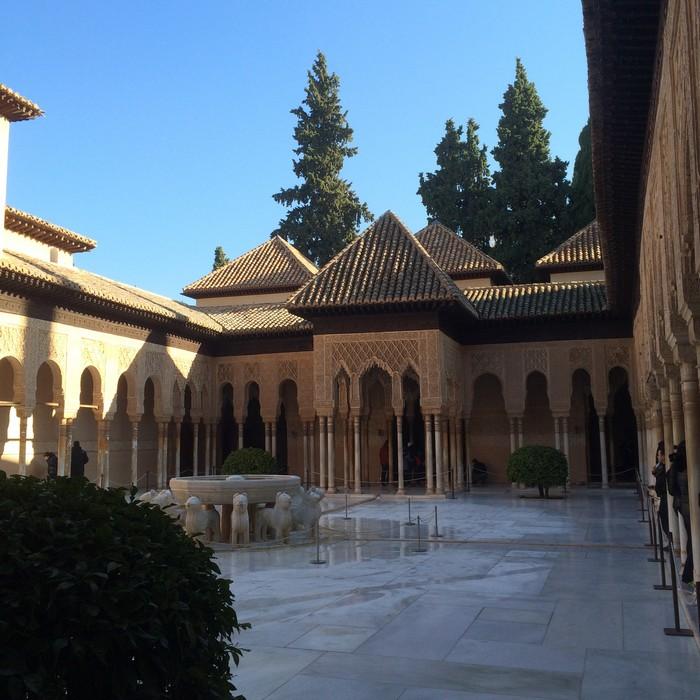 6.Alhambra Palace, Granada 23