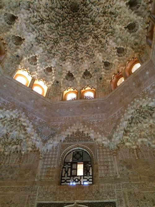 6.Alhambra Palace, Granada 500