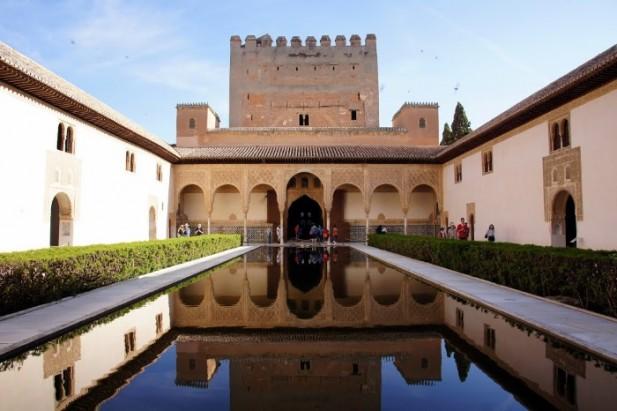 alhambra garden 7