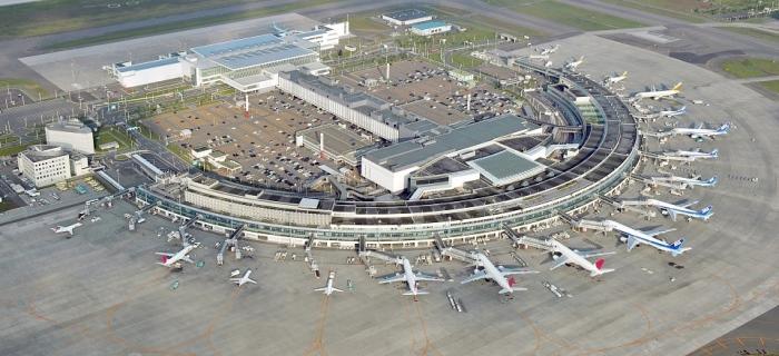 日本北海道新千岁机场