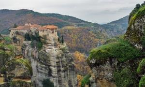 米特奥拉修道院,希腊
