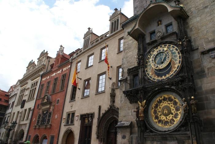 prague clock 7