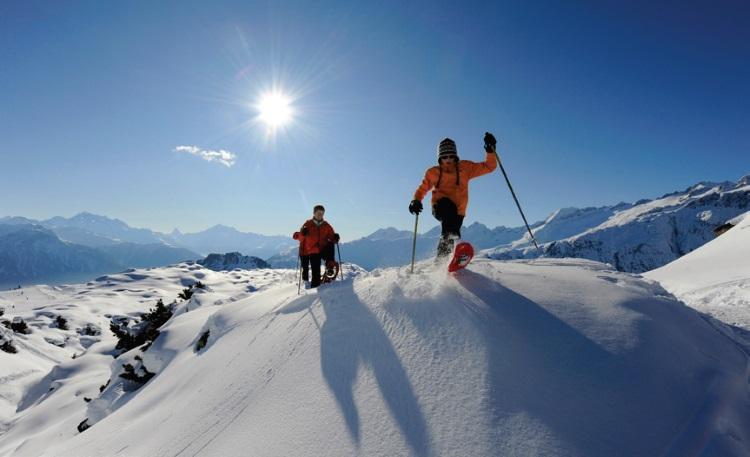 这里有2个滑雪训练中心和专业滑雪教练,适合小孩或初学者学习或练习滑雪。