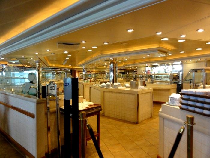 地平线餐厅 (Horizon Court)