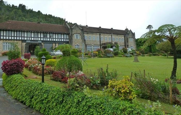 英式庄园为斯里兰卡带来另一种风景。