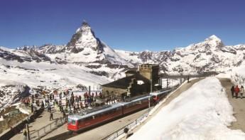 瑞士·马特洪峰