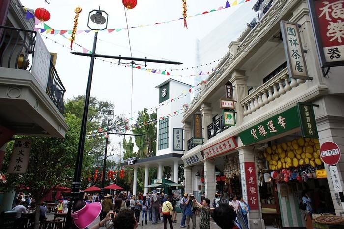 香港老大街