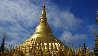 缅甸·仰光大金寺