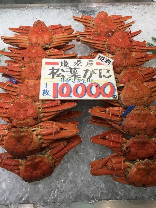 新鲜且公认最鲜美好吃的松叶蟹,值得一试!