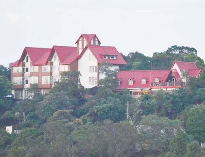香格里拉休闲农场是台湾第一座休闲农场。