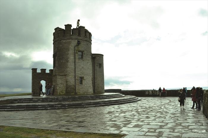 莫赫悬崖,爱尔兰