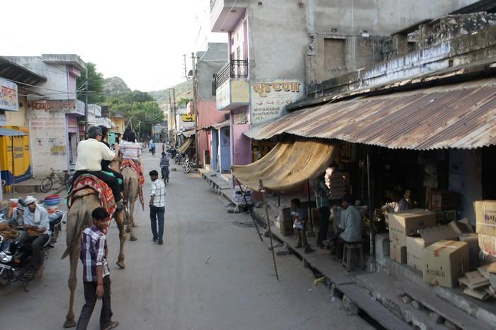 印度生活街景