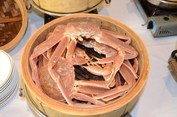放心,秋天的北海道依然提供多种鲜美海鲜供你选择!
