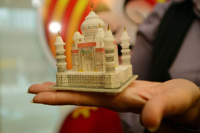 印度大理石泰姬陵模型