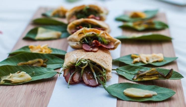 花草食物,创意十足,精致美味,另番风味。