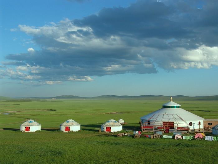 内蒙古大草原