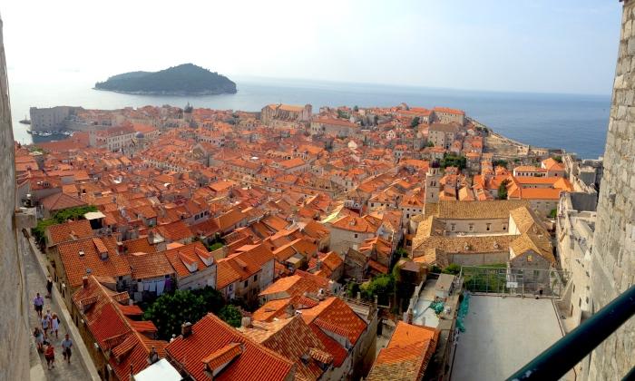 杜布罗夫尼克城(Dubrovnik)