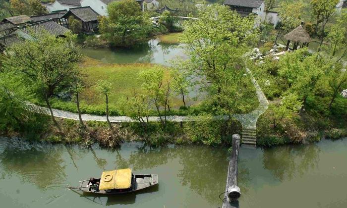 西溪湿地(Xixi Wetland Park)