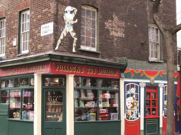 班杰明玩具店 Benjamin Pollock's Toyshop