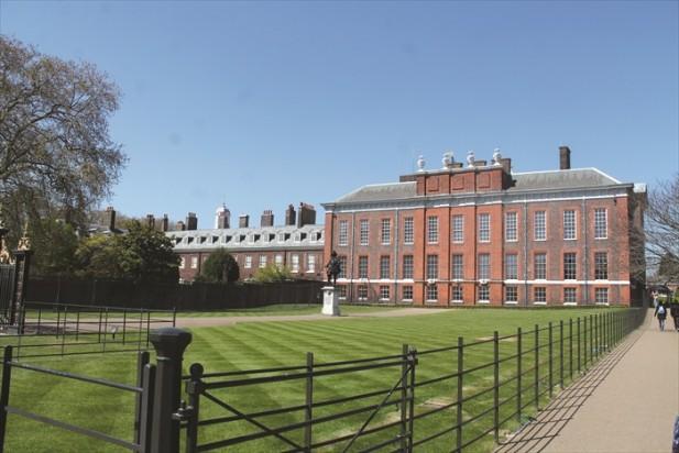 肯辛顿宫 Kensington Palace
