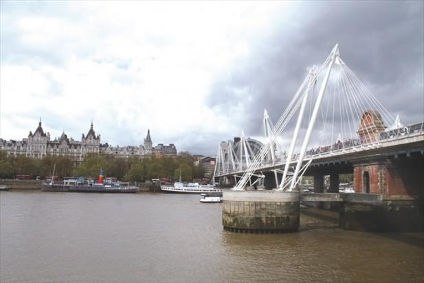 千禧桥 Millennium Bridge