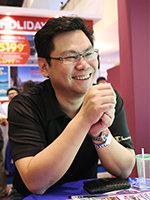 新加坡蘋果旅遊执行董事张炳珊
