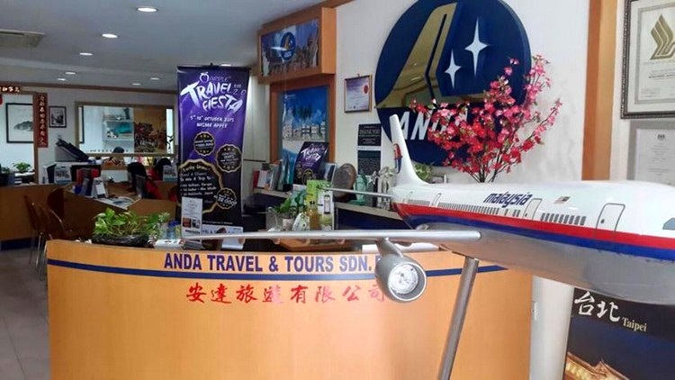 Anda Travel (Muar 2)