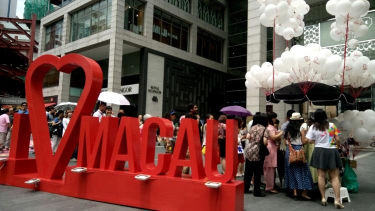 柏威年广场(Pavilion Kuala Lumpur)入口处。
