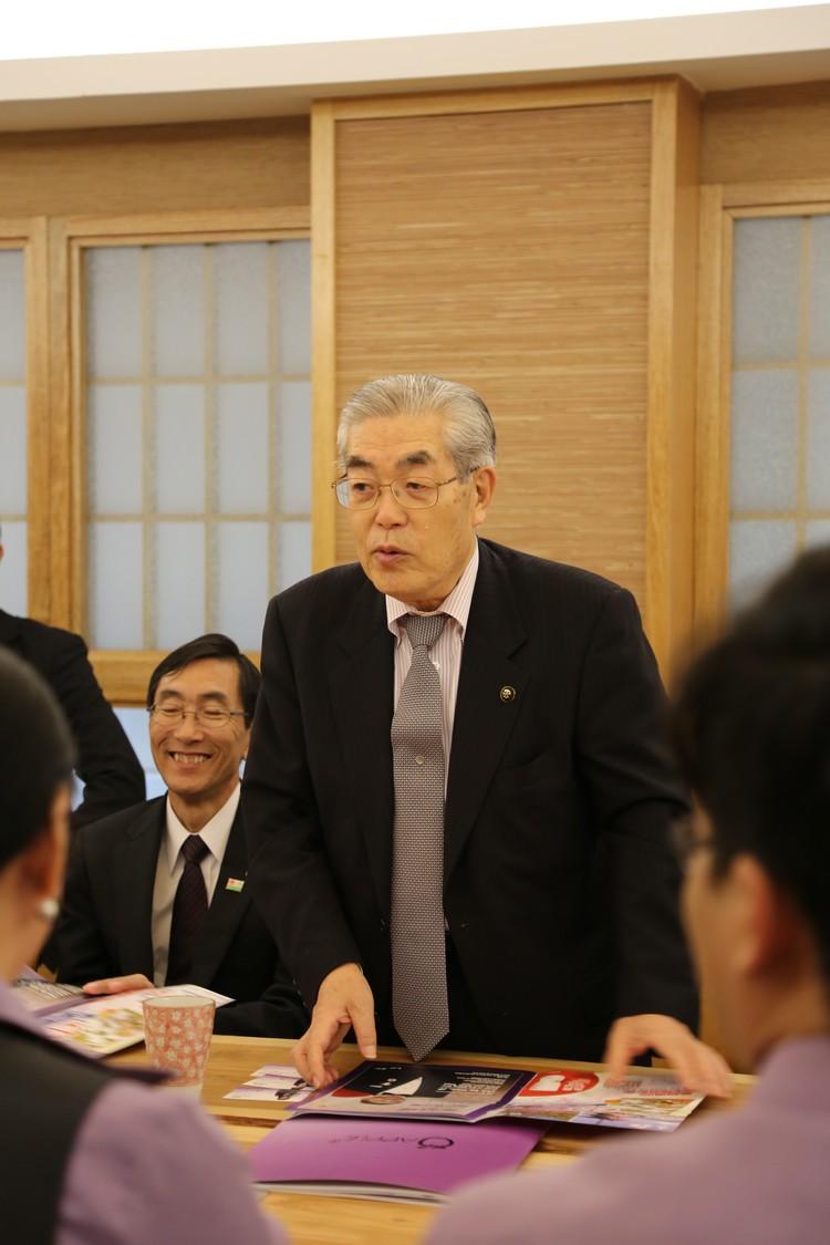 富良野市长-能登芳昭
