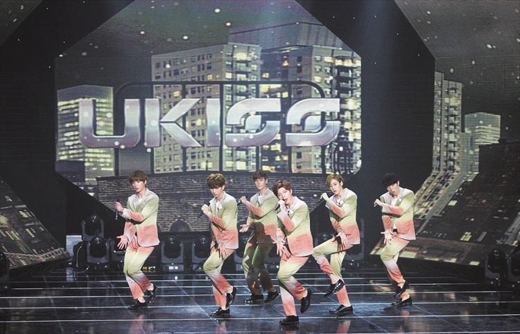 韩国男子团体——U-KISS。