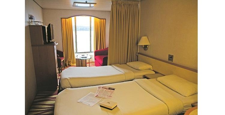套房及客房为你提供舒适华丽的安乐窝。